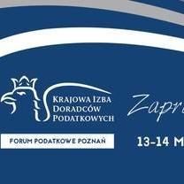 ZMIANA MIEJSCA - Forum Podatkowe Poznań 2019
