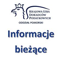 Informacje bieżące