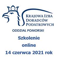 Szkolenie online 14 czerwca 2021 rok